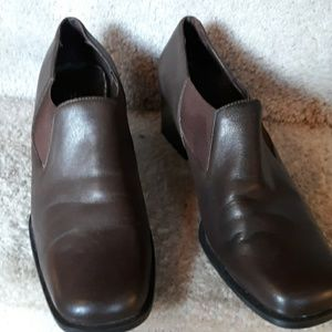 Amanda Smith leather shoe 9 Medium